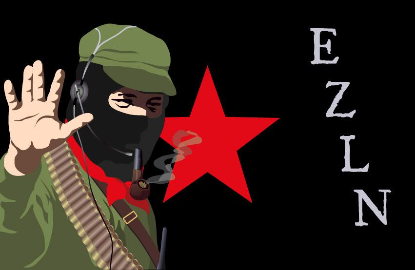 Subcomandante Marcos - Ejército Zapatista de Liberaciòn Nacional